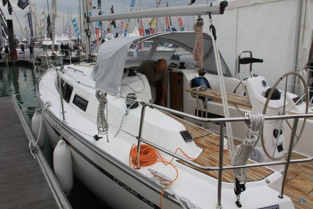 Bavaria 33 cruiser 2013 - Photo 1