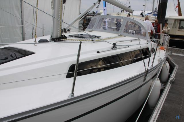 Bavaria 33 cruiser 2013 - Photo 2