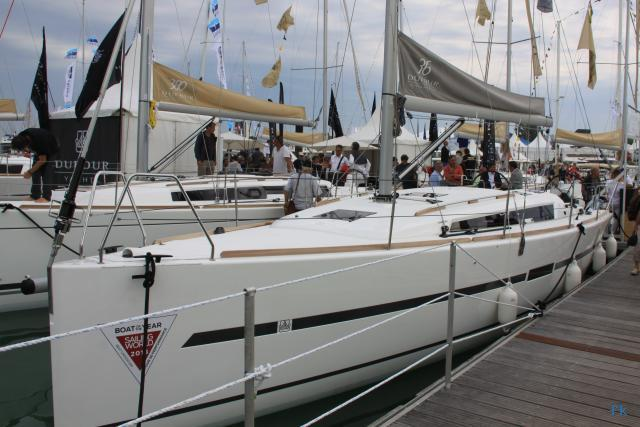 Dufour 36 Performance - Photo 1