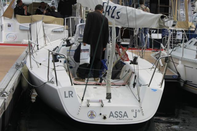 bateau j92