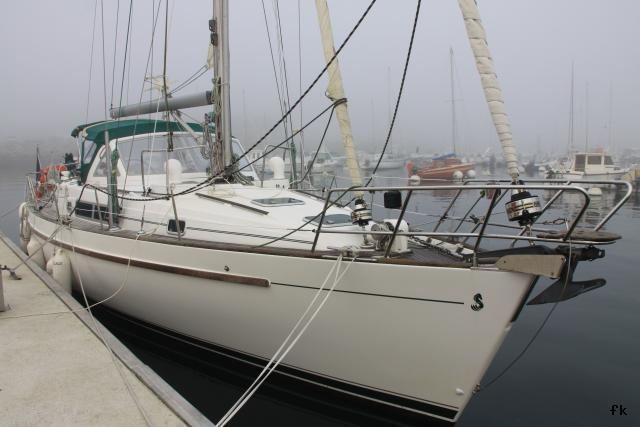 Océanis 40 CC - Choisir un bateau